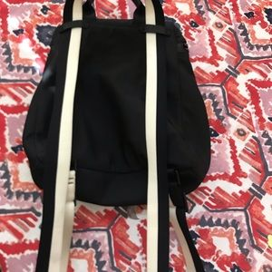 Kate Spade nylon convertible backpack